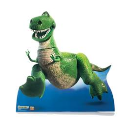 Rex the Dinosaur Life Size Stand Up