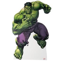 Hulk Avenger Life Size Stand Up