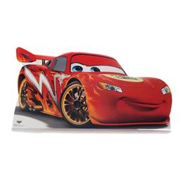Lightning McQueen Life Size Stand Up
