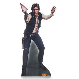 Han Solo Life Size Stand Up