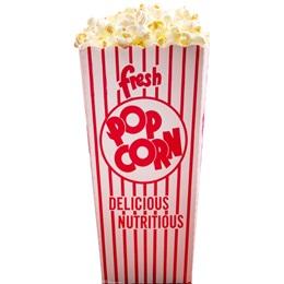 Popcorn Box Stand-Up