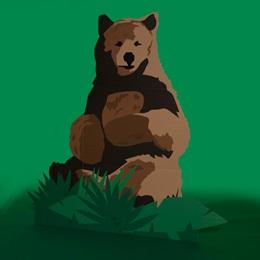 Bear Necessities Standup Kit