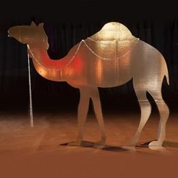 Gold Standing Camel Kit