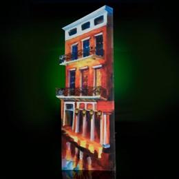 French Quarter Mansion Kit