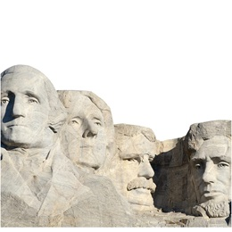 Mount Rushmore National Monument Stand-Up
