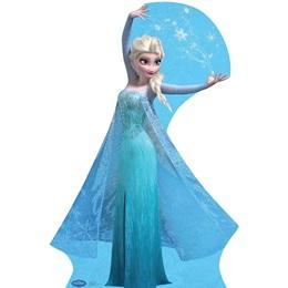 Snow Queen Elsa Life Size Stand Up - Disney's Frozen