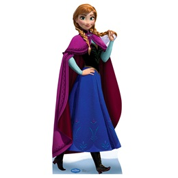 Anna of Arendelle Life Size Stand Up - Disney's Frozen