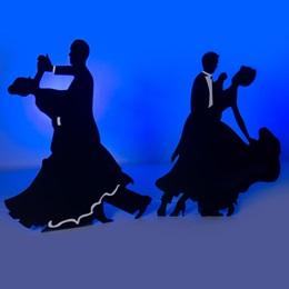 Waltz With Me Dancers Kit (set of 2)