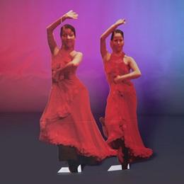 Salsa Dancers Kit