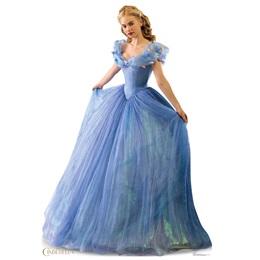 Ella Life Size Stand Up - Disney's Cinderella