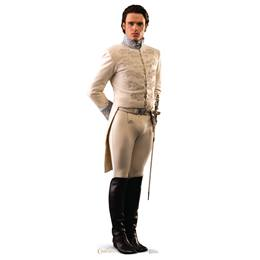 Prince Charming Life Size Stand Up