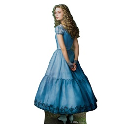 Alice in Wonderland Life Size Stand Up