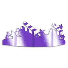 Purple Clapboard Silhouette Kit