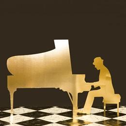 Golden Symphony Piano Player Kit