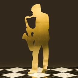 Golden Melody Sax Player Kit