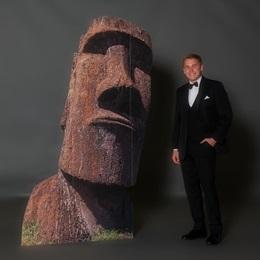 Easter Island Moai Statue Kit