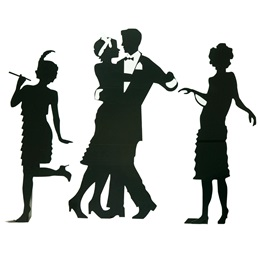 Guys and Dolls Silhouettes Kit (set of 3)