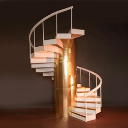 Goldspun Spiral Staircase Kit