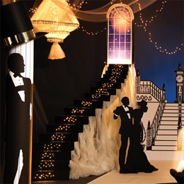 High Society Staircase Kit