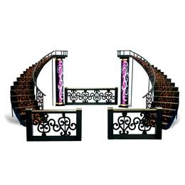 Grand Staircase and Railings Kit