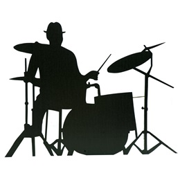 Set the Swing Time Tempo Drummer Kit