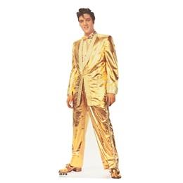 Elvis Presley Cardboard Stand Up