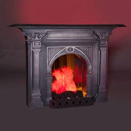 Great Room Fireplace Kit
