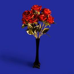 Romance and Roses Table Vase Kit