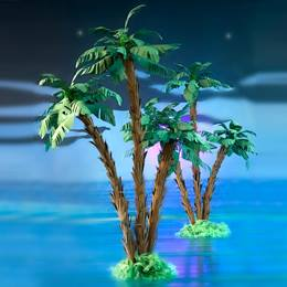 Palm Tree Clusters Kit (set of 2)