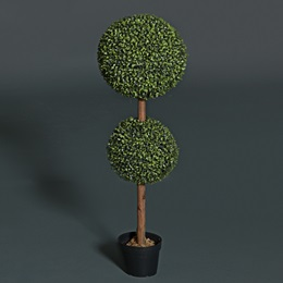 Two-tiered Topiary Tree Kit