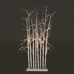 Small Birch Tree Clusters Kit