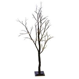 Tall Black Glitter Tree Kit