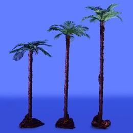 Paradise Beach Palm Trees Kit (set of 3)