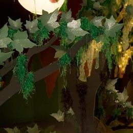6 ft. Forest Foliage Kit (Set of 4)
