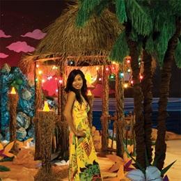 Escape to the Tropics Palms Kit