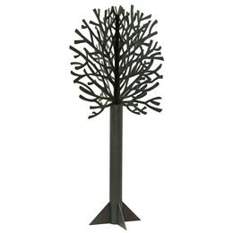 Die-cut Black Tree