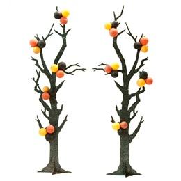 Twilight Twinkle Silhouette Trees Kit (set of 2)