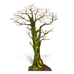 Sinister Shadows Middle Tree Kit