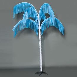 Vibrant Palm Tree Kit - Light Blue