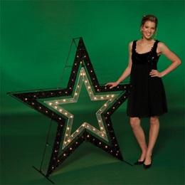 Cardboard Star Stand Kit