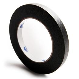 "Black Masking Tape-1"" x 60 Yards"