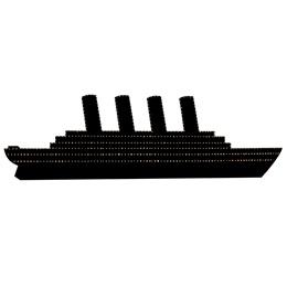 Lighted Titanic Ship Kit