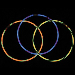 Glow Swirl Necklace