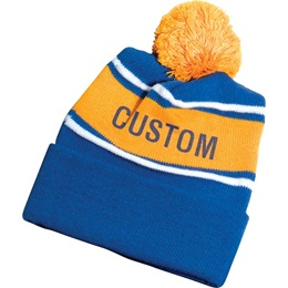 Stocking Cap with Pom