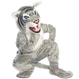 Wild Cat Mascot Costume