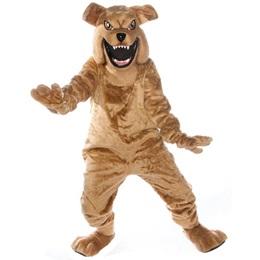Fierce Bulldog Mascot Costume