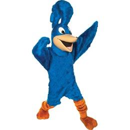 Road Runner Mascot Costume
