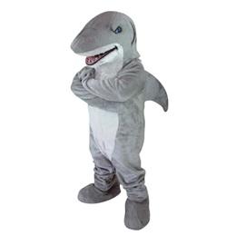 Shark Mascot Costume