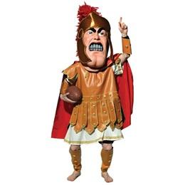 Trojan Custom Mascot Costume