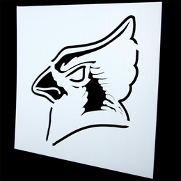 Cardinal Stencils
